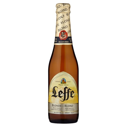 Leffe Beer Top Fermented Pale 0.33 L
