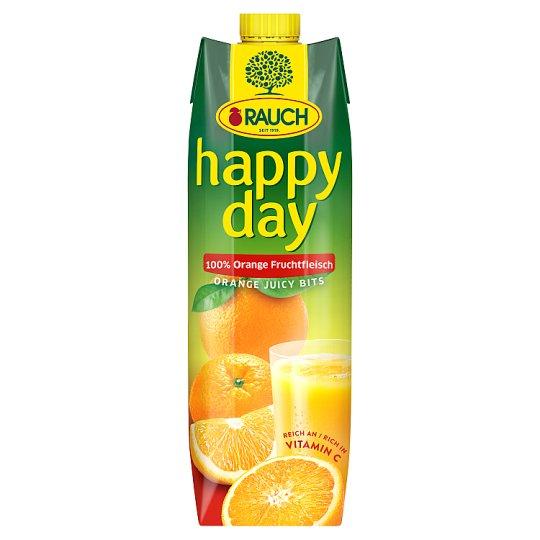 Rauch Happy Day 100% pomarančová šťava s dužinou 1 l