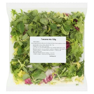 Tesco Eat Fresh Toscana Mix Prepared Fresh Chilled Vegetables 130 g