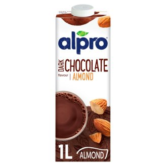 Alpro Almond Drink with Dark Chocolate Flavour 1 L