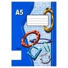 Papírny Brno Workbook A5 - 60 Sheets Clean