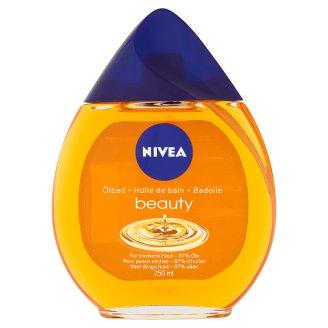 Nivea Beauty Ošetrujúci olej do kúpeľa 250 ml