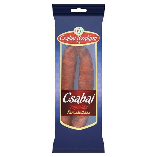 Csabai Čabajská papriková párová klobása 0,220 kg