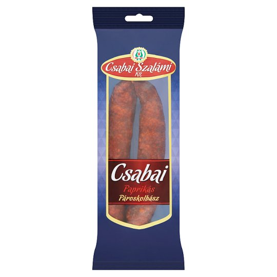 Csabai Čabaj Paprika Pair Sausage 0.220 kg