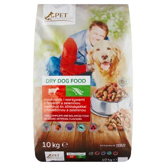 Tesco Pet Specialist Dry Dog Food with Beef and Vegetable 10 kg