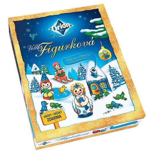 ORION Vianočná kolekcia mliečna figúrková 800 g
