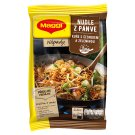 MAGGI Nápady Noodle from Pan Chicken Meat with Garlic and Vegetables 185 g
