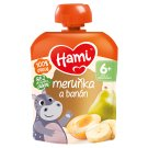 Hami Fruit Side Dish Apricot and Banana 90 g