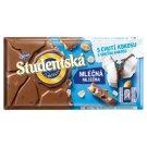 ORION STUDENTSKÁ PEČEŤ Milk Chocolate with Coconut Taste 180 g