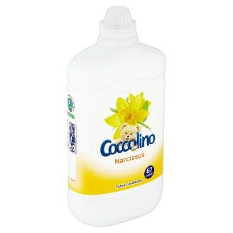 Coccolino Narcissus koncentrovaný avivážny prípravok 67 praní 1680 ml