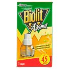 Biolit Aroma Electric Vaporizer with Fluid Charge of Orange Fragrance Refill 27 ml