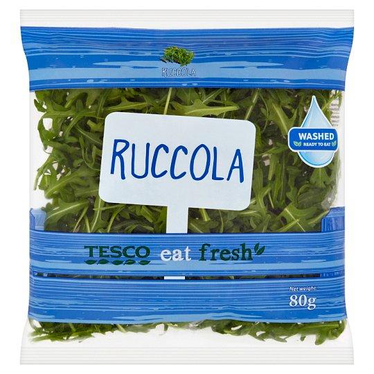 Tesco Eat Fresh Rukola praná 80 g