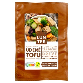 Lunter Tofu Smoked 160 g