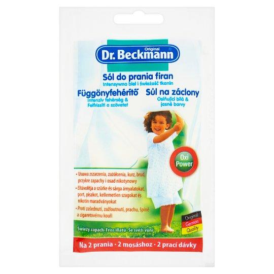 Dr. Beckmann Soľ na záclony 80 g