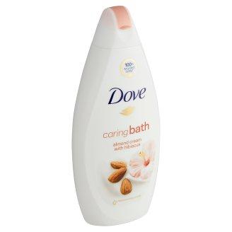 Dove Caring Bath Almond Cream with Hibiscus 500 ml