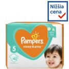 Pampers Sleep & Play, Size 5, 42 Diapers, 11-16 kg