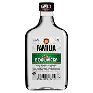 Familia Spiš borovička 0,2 l