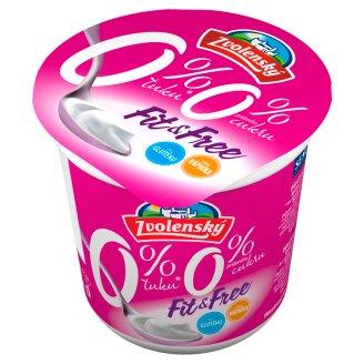 Zvolenský Fit & Free Defatted Yoghurt Cream 320 g