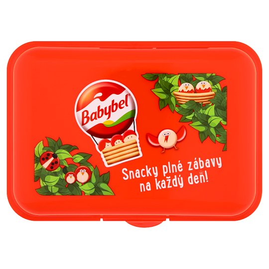 Babybel Child's Snack Box