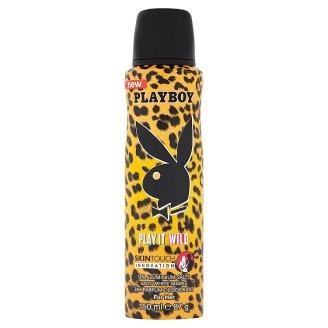 Playboy Play It Wild Pre ňu telový dezodorant 150 ml