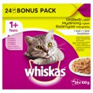 Whiskas Poultry Choice in Jelly Complete Food for Adult Cats 24 x 100 g