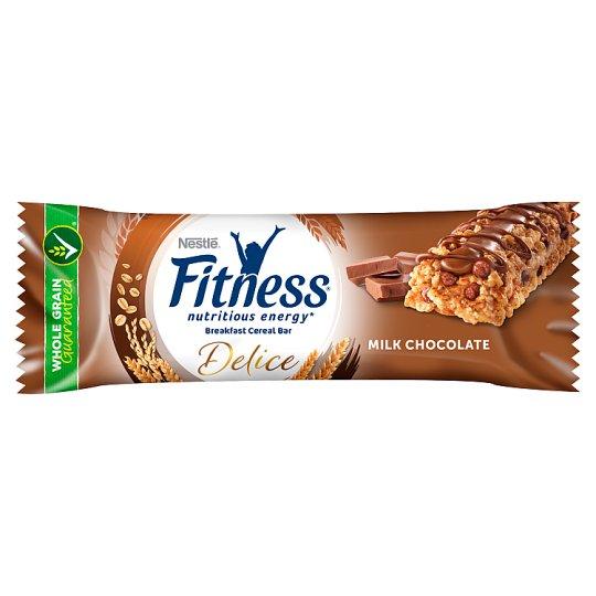 Stick NESTLÉ FITNESS Delice Milk Chocolate 22.5 g