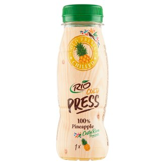 RIO FRESH 100% Juice from Pressed Pineapple 180 ml