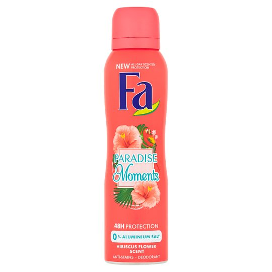 Fa dezodorant Paradise Moments 150 ml