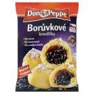 Don Peppe Blueberry Dumplings Deep-Frozen 600 g