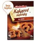 Druid Glutaline Kakaové sušienky bezgluténové 120 g