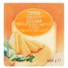 Tesco Eidam 30 % údený syr plátky 100 g