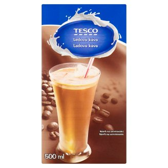 Tesco Ľadová káva 500 ml