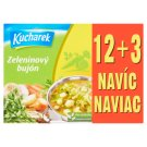 Kucharek Vegetable Broth 15 pcs 150 g