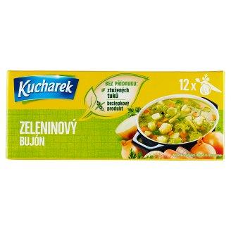Kucharek Zeleninový bujón 15 ks 150 g
