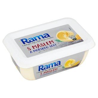 Rama s maslom a morskou soľou 225 g