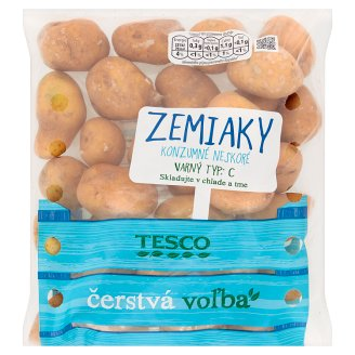 Tesco Zemiaky konzumné neskoré 2 kg