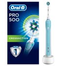 Oral-B Pro 500 CrossAction Electric Toothbrush Powered by Braun