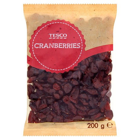 Tesco Brusnice 200 g
