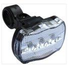 Tesco LED svetlo na predné koleso 3 funkcie
