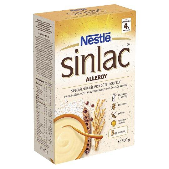 Nestlé Sinlac Allergy špeciálna kaša pre deti aj dospelých 500 g