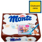Zott Monte Milk Chocolate Dessert with Hazelnuts 4 x 55 g