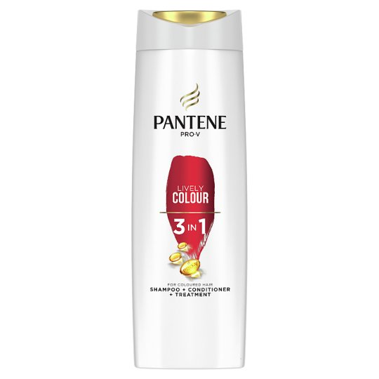 Pantene Pro-V Colour Protect Šampón 3 v 1, 360 ml