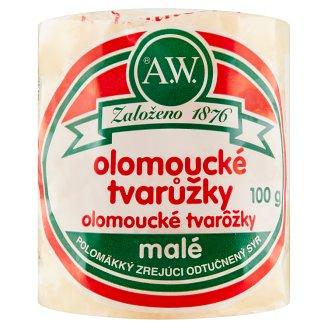 A.W. Olomoucké tvarôžky malé 100 g
