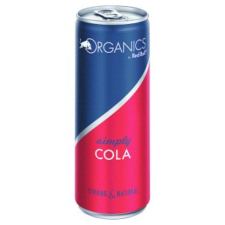 ORGANICS Simply Cola by Red Bull 250 ml