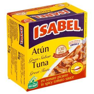 Isabel Tuniak v pikantnej paradajkovej omáčke 80 g