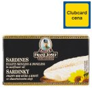 Kaiser Franz Josef Exclusive Sardines Fillets in Sunflower Oil 90 g