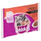Whiskas Junior Clasic Selection in Juice 4 x 100 g