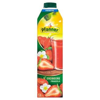 Pfanner Jahodový nápoj 1 l