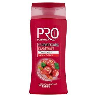 Tesco Pro Formula Cranberry kondicionér 200 ml