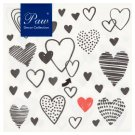 Paw Decor Collection Paper Napkins 3 Ply 20 pcs